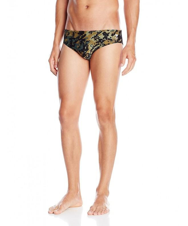 TYR Training 3 Inch Racer Swimsuit