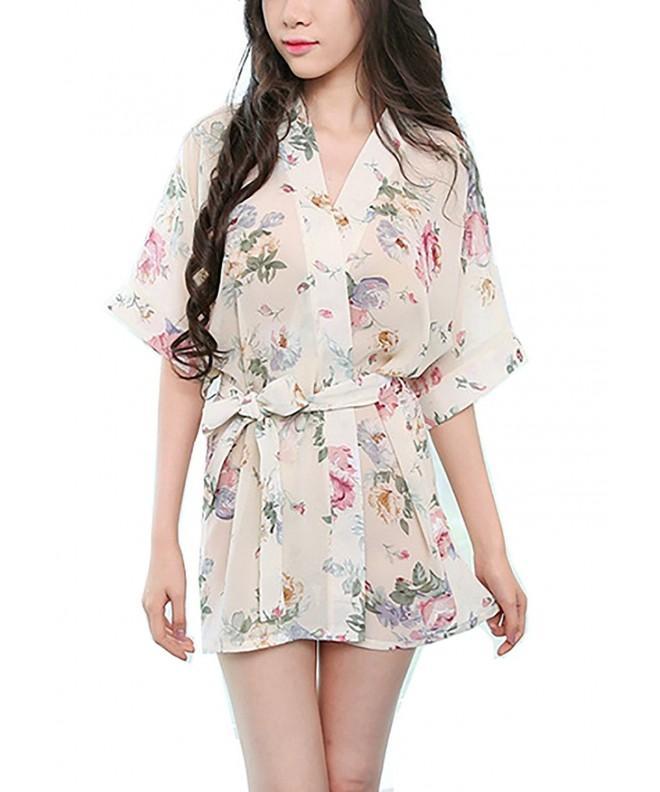 Annymall Elegant Babydoll Lingerie Nightgown