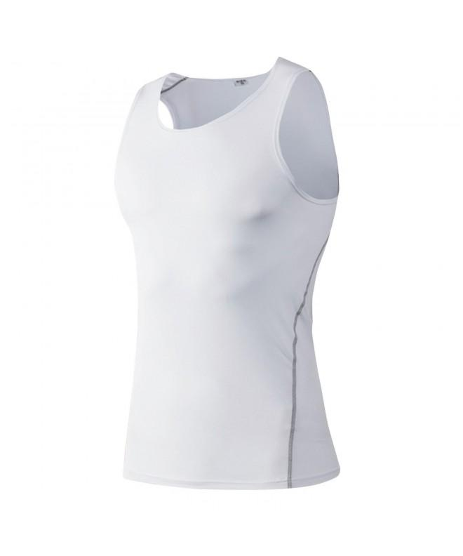 Panegy Compression Sleeveless Bodybulding Athletic