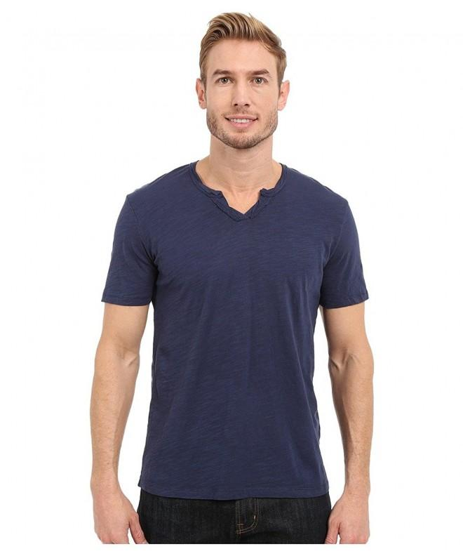 Mod Topanga Sleeve V Neck T Shirt