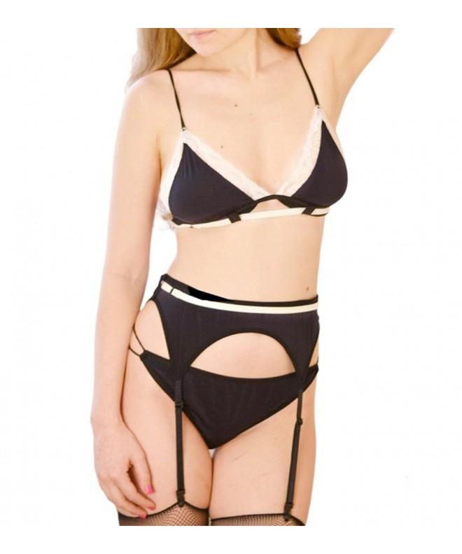 LamourLove Sexy Lingerie Babydoll Bodysuit