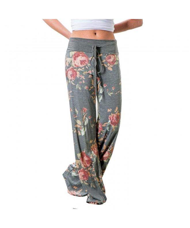 MOLFROA Womens Loose Straight Floral