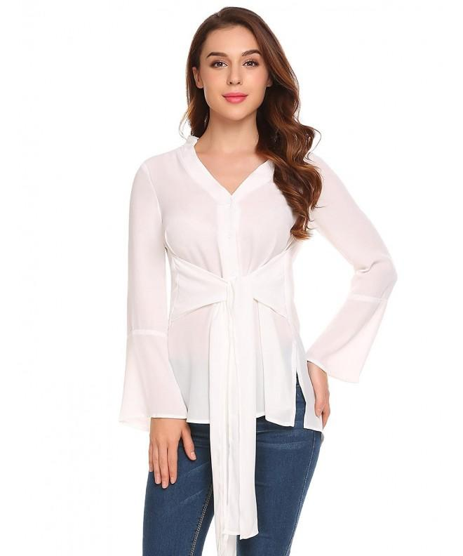 Bifast Sleeve Blouse Casual Shirts