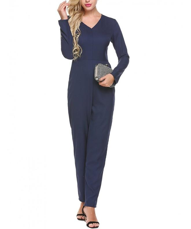 BURLADY Womens Casual Jumpsuit Rompers