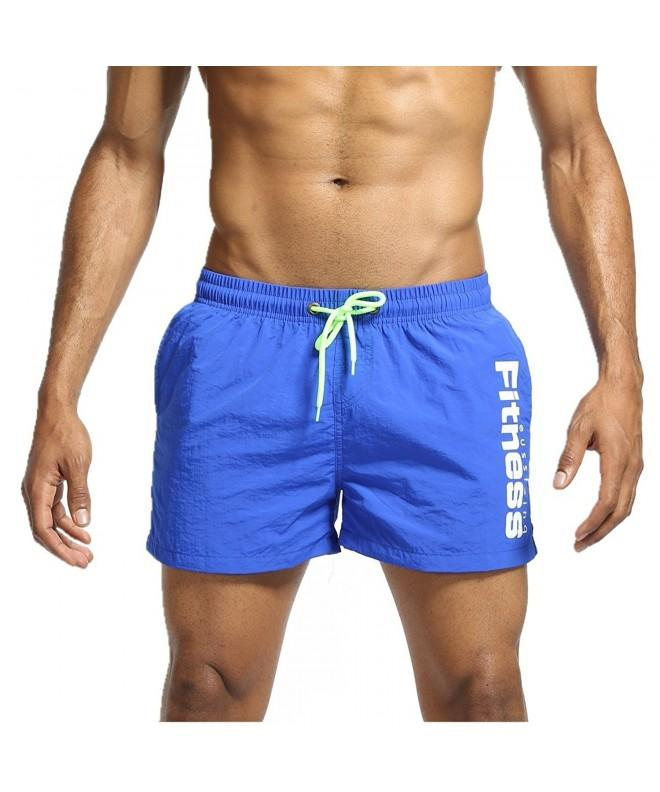 LJCCQ Pockets Surfing Swimming Watershort