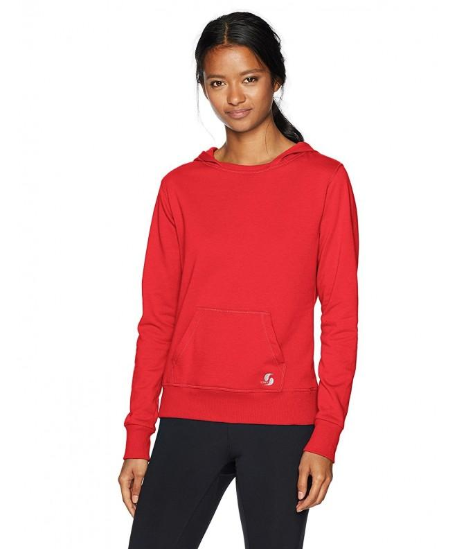 Soffe Womens Juniors Seasonless Hoodie