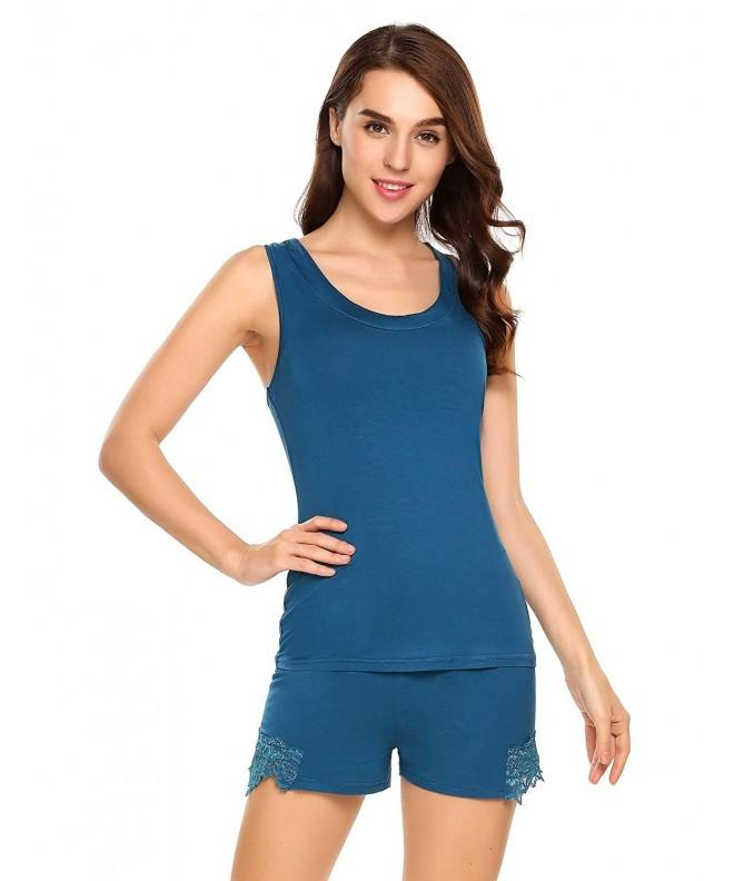 FANEO Sleepwear Pajamas Elastic Knickers