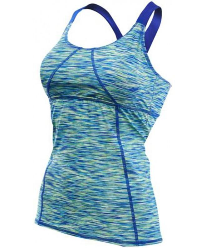 TYR Womens Sonoma Tankini Swimsuit