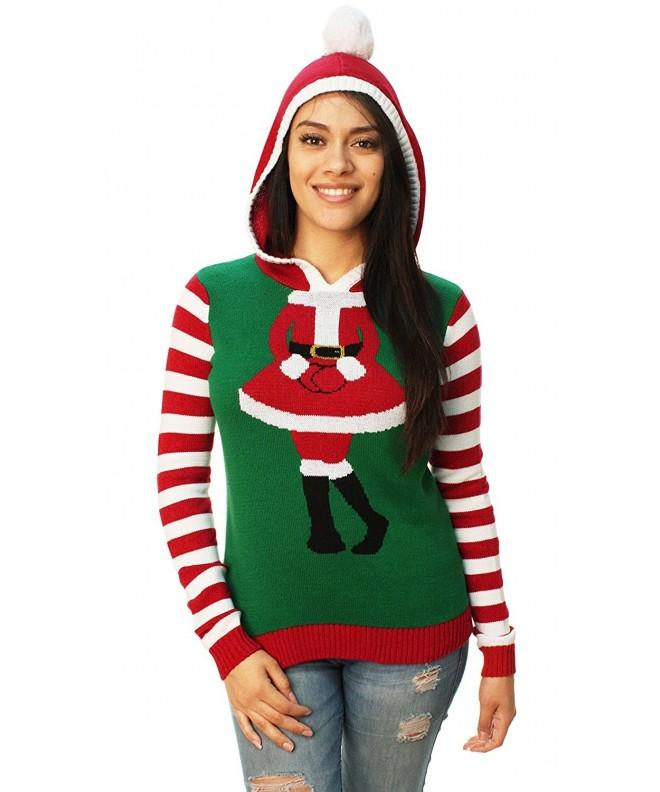Ugly Christmas Sweater Sweater XS Emerald