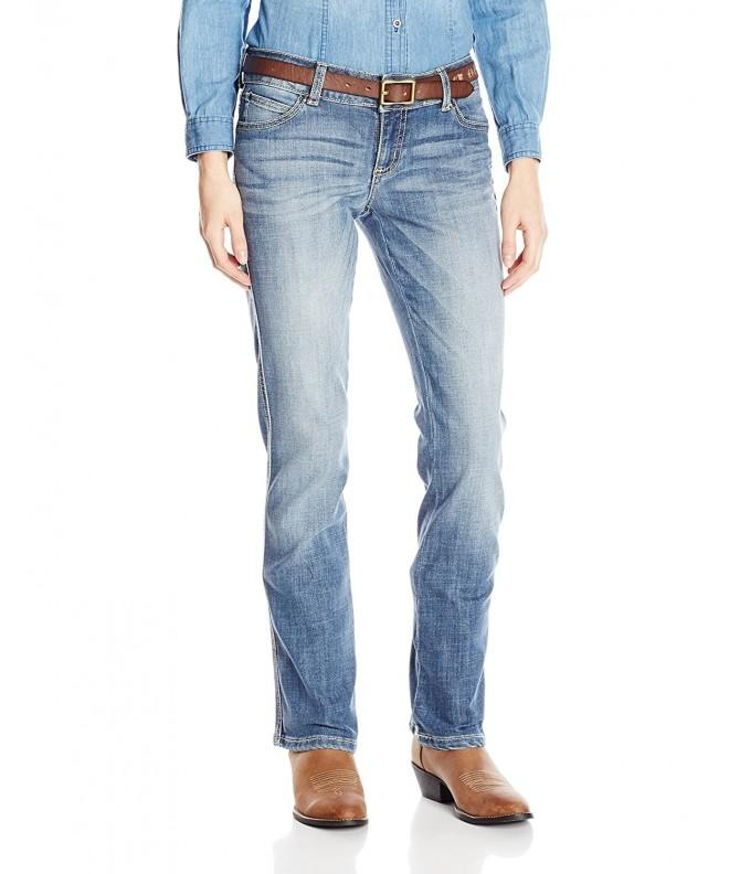 Wrangler Womens Premium Patch Technology