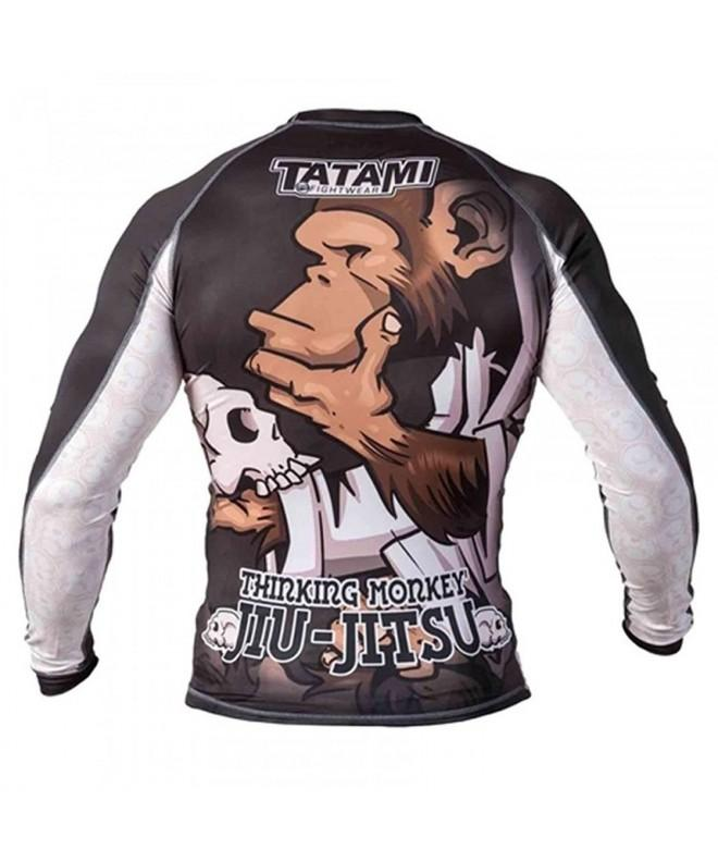 Tatami Fightwear Thinker Monkey Sleeve