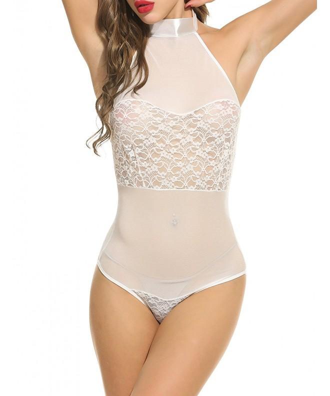 Avidlove Lingerie Chemises Babydoll Bodysuit