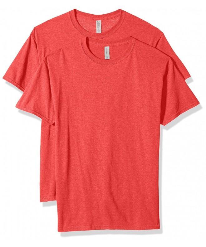 Jerzees Tri Blend T Shirt Heather 2X Large