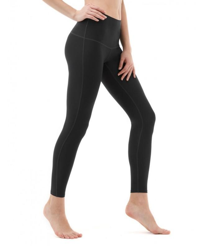TM FYP52 BLK_Small Tesla High Waist Control Hidden