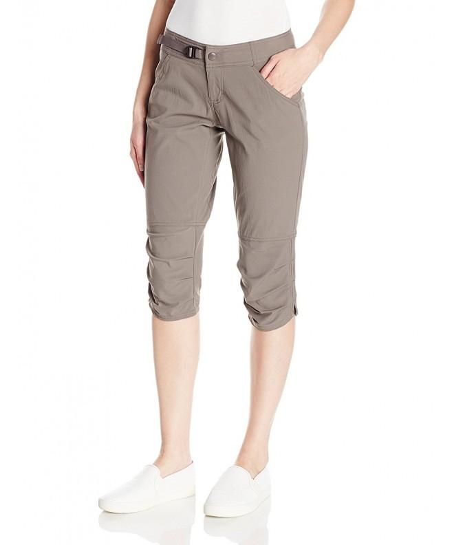 prAna Womens Jasmine Knicker Pants