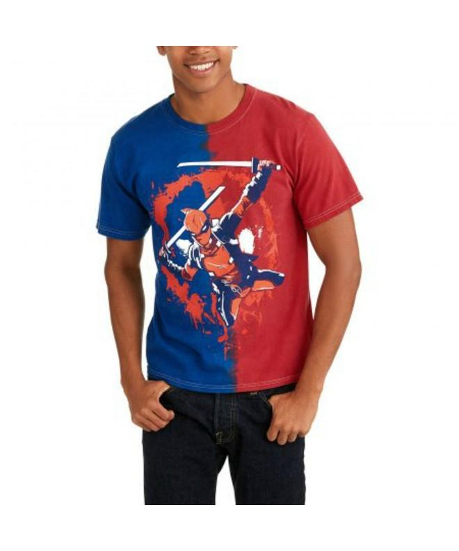 Marvel Deadpool American Graphic T Shirt