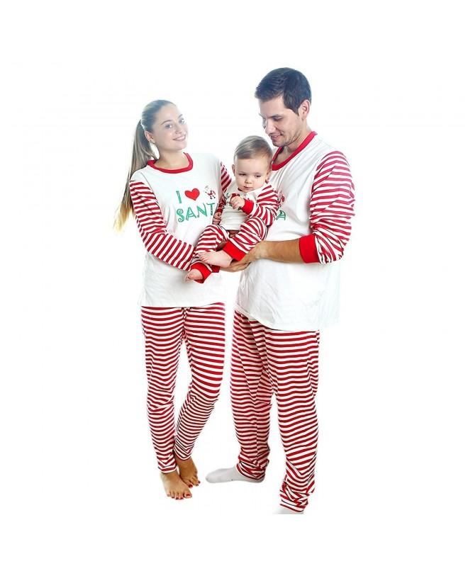 Matching Christmas Pajamas BOBORA Sleepwear