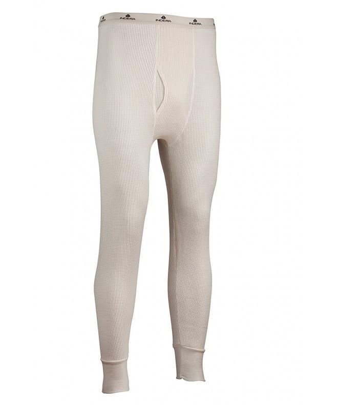 Indera Maximum Thermal Underwear Natural
