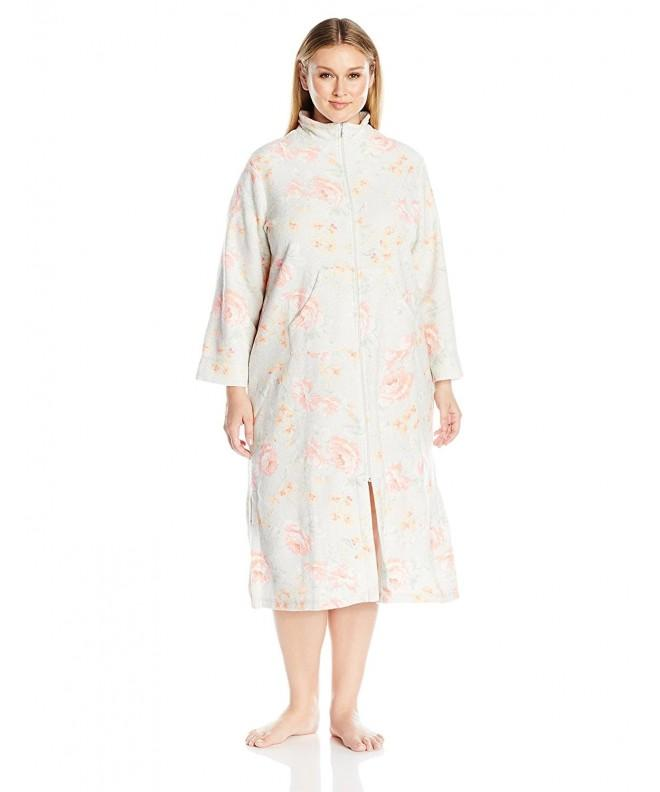 Miss Elaine Womens Brushed Terry