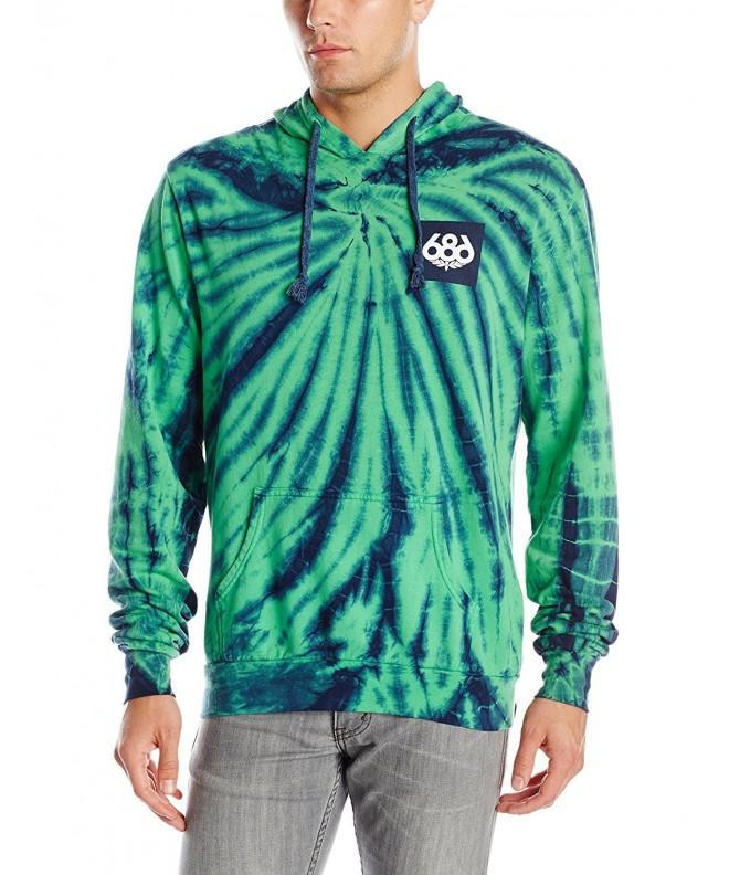 686 Swirl Tie Dye Pullover Hoody