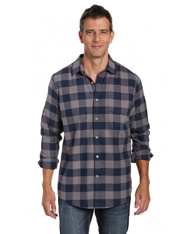 Noble Mount Cotton Flannel Shirt