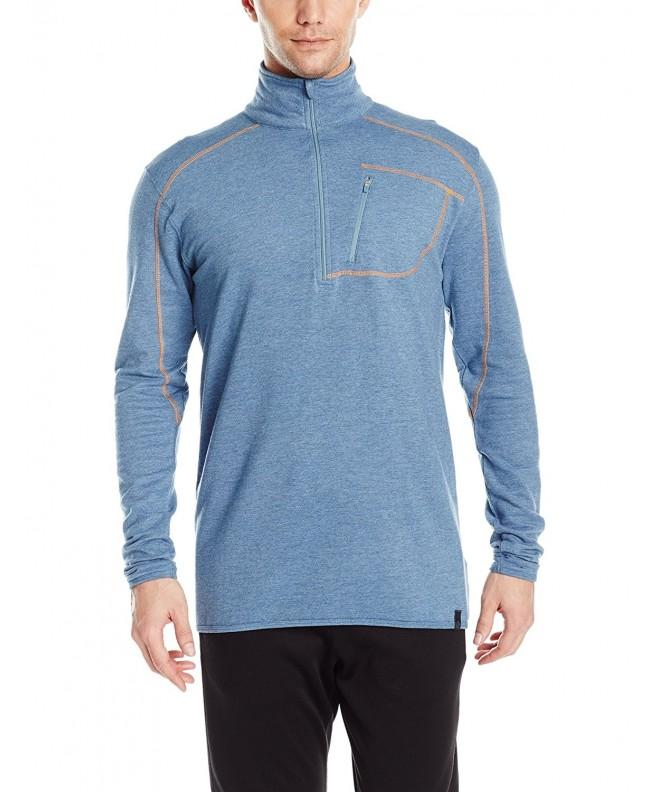 tasc Performance Fleece Jacket Heather