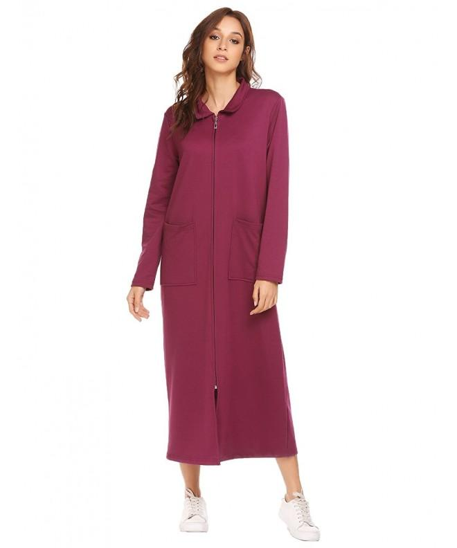 SE MIU Sleepwear Bathrobe Loungewear
