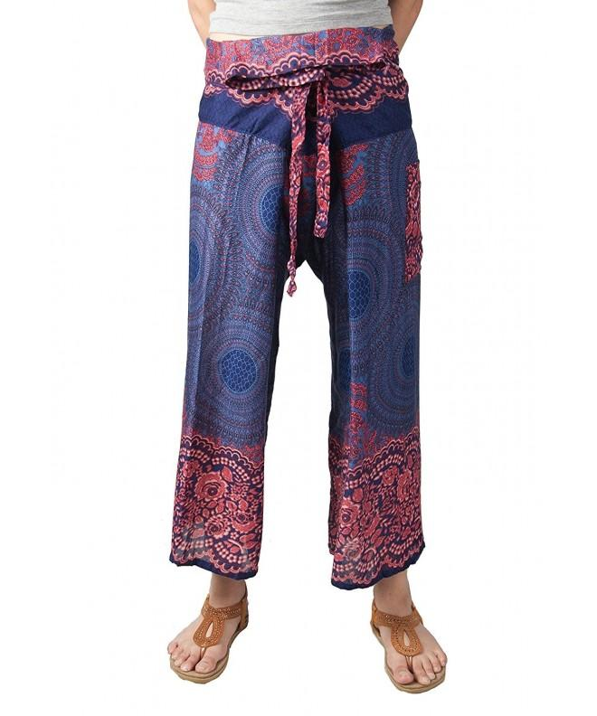 Lofbaz Womens Thai Fisherman Pants
