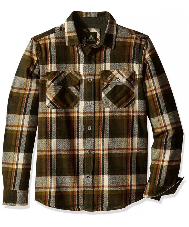 prAna Lybeck Shirt Small Cargo