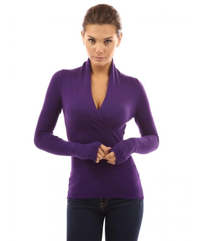 PattyBoutik Womens Empire Medium Purple