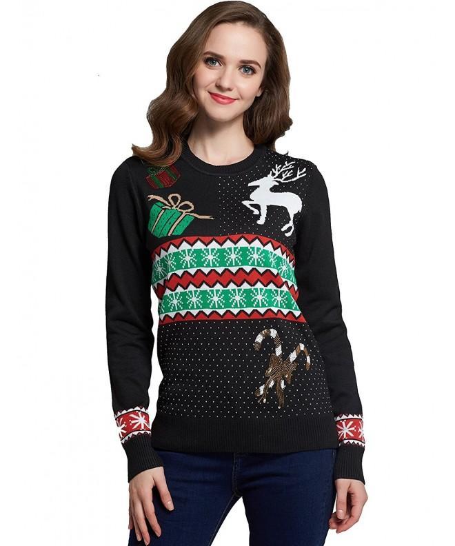 Camii Mia Reindeer Snowflakes Christmas