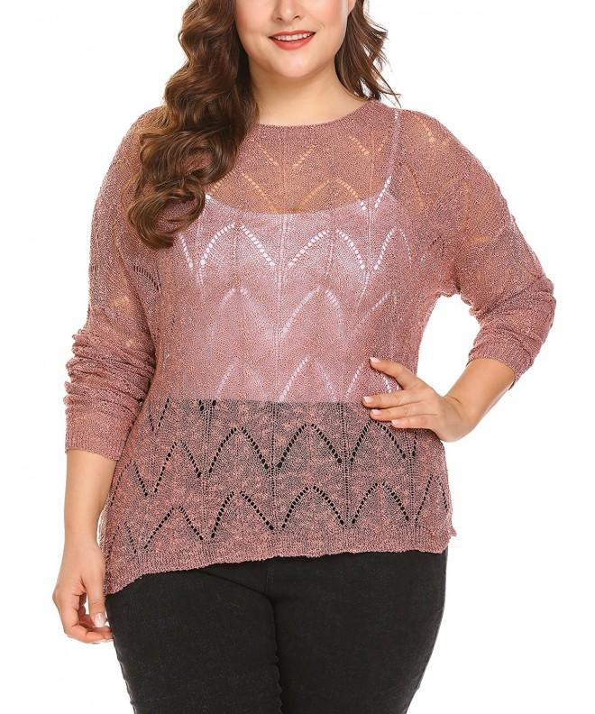VPICUO Womens Dolman Pullover Sweater