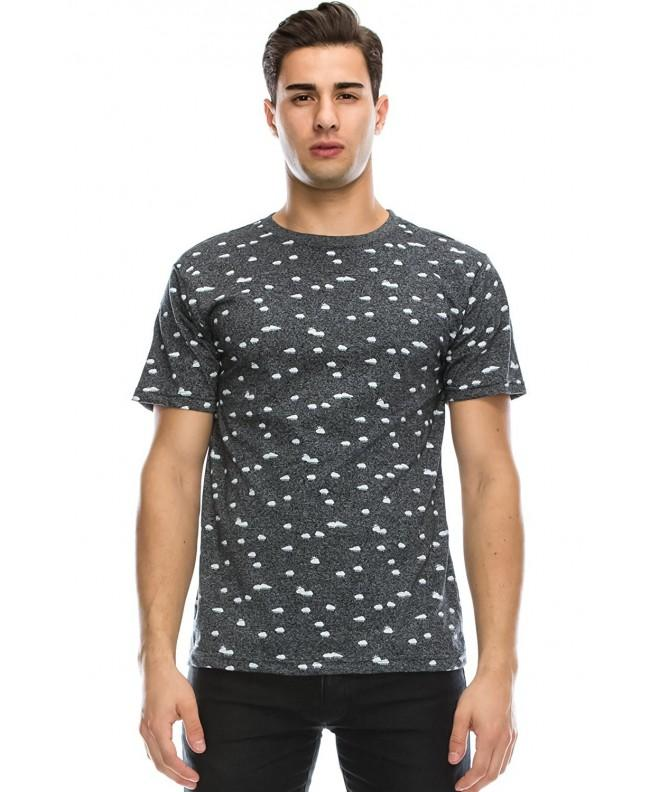 JC DISTRO Hipster Patterned T Shirt
