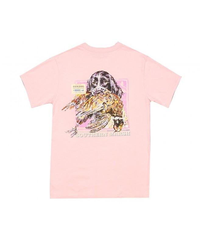 Southern Marsh Sleeve T Shirt Camelia