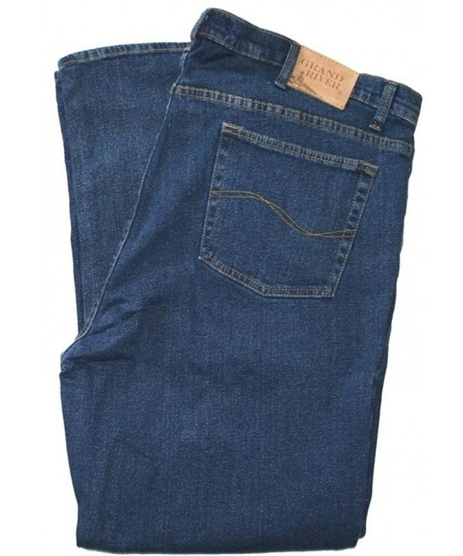 Grand River Stretch Blue Jean