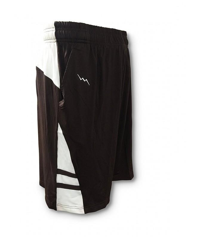 Mens Athletic Shorts Basketball Lacrosse