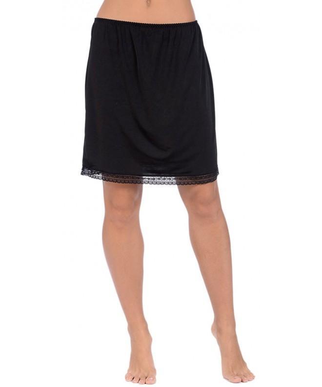 Patricia Lingerie Womens Stretch Black