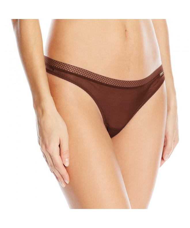Gossard Womens Glossies Thong Medium