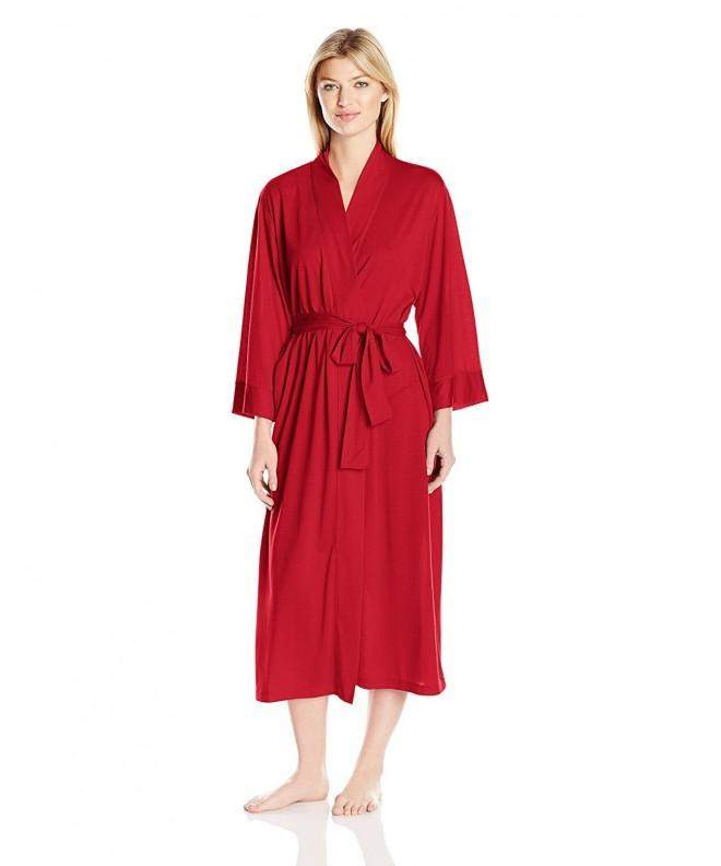 Natori Womens Congo Jersey Robe