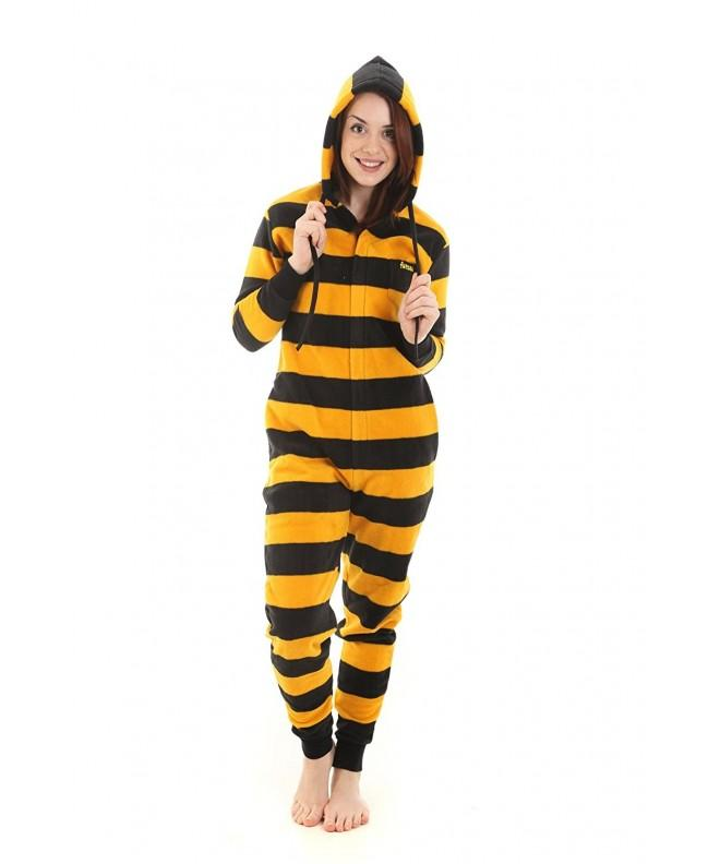 Funzee Bumble Onesie Footed Pajama