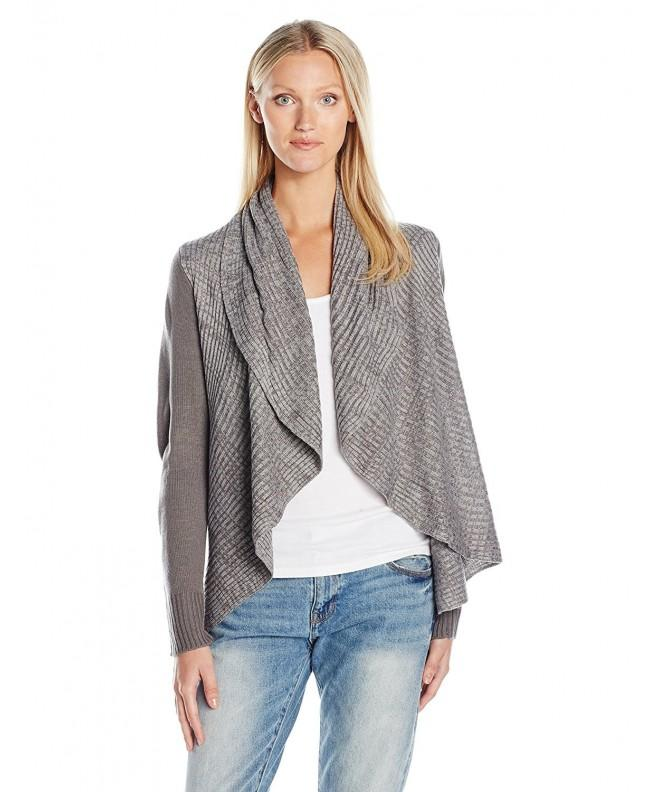 Allison Brittney Womens Cardigan Sweater