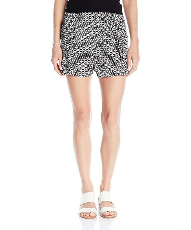 BCBGeneration Womens Overlap Printed X Small