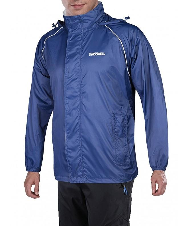 SWISSWELL Mens Jacket Waterproof X Large