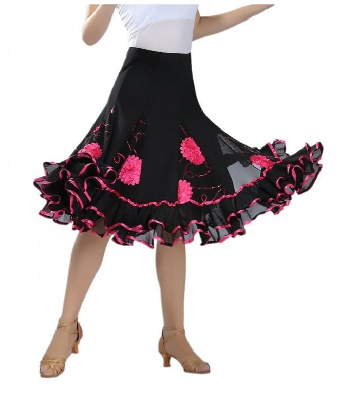CISMARK Womens Elegant Ballroom Dancing