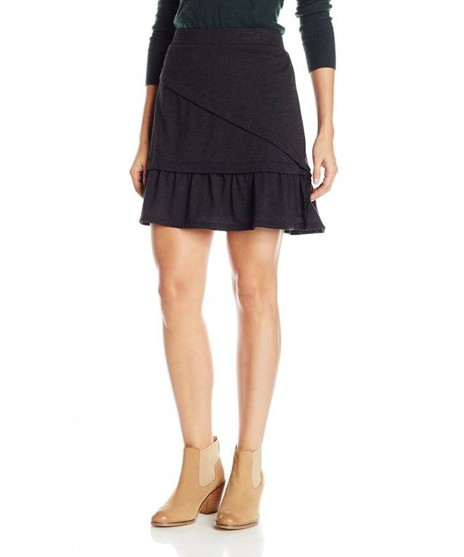 prAna Womens Skirt X Large Black