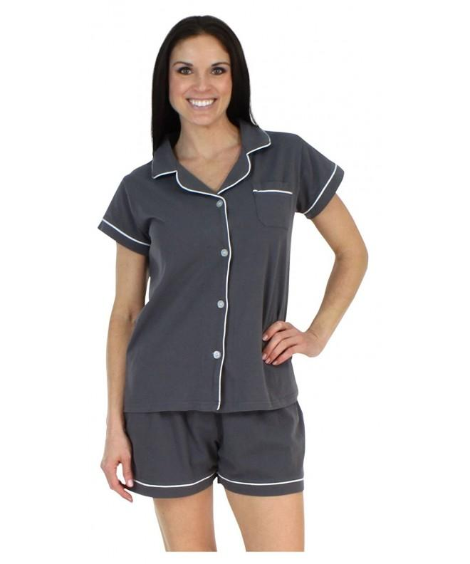 Sleepyheads Sleepwear Stretchy Charcoal X Large