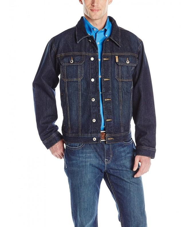 Cinch Stonewash Jacket Indigo X Large