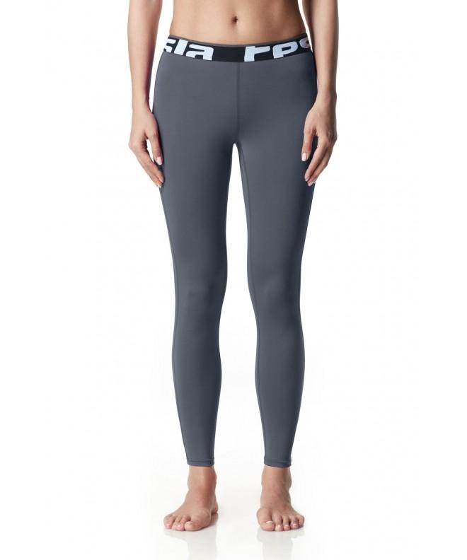 TM WP16 GRYZ_Large Tesla Womens Compression Leggings