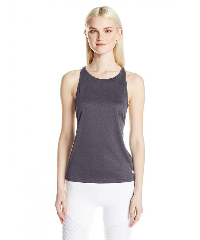 Soffe Womens Poly Heather Small